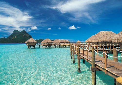 Bora Bora and Catamaran Island Hopping