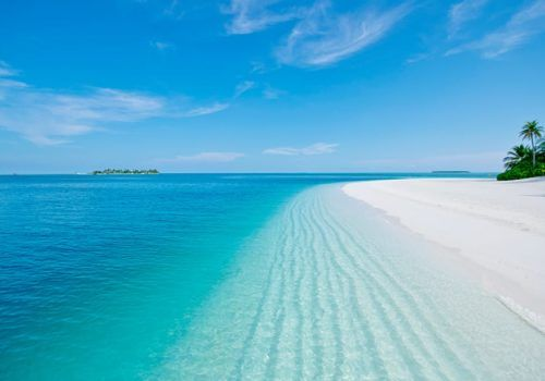 Beach Vacations in The Maldives