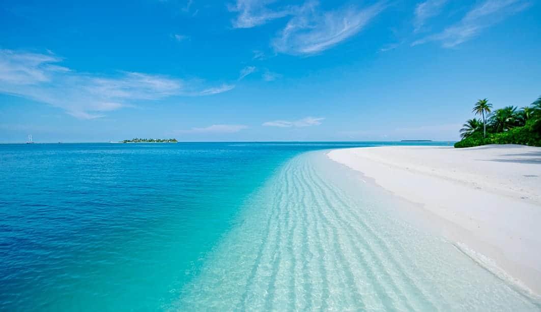Gay honeymoon in the Maldives