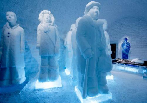 Deluxe Suite ICEHotel Sweden