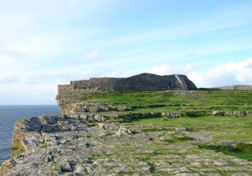Dun Aengus Galway Ireland