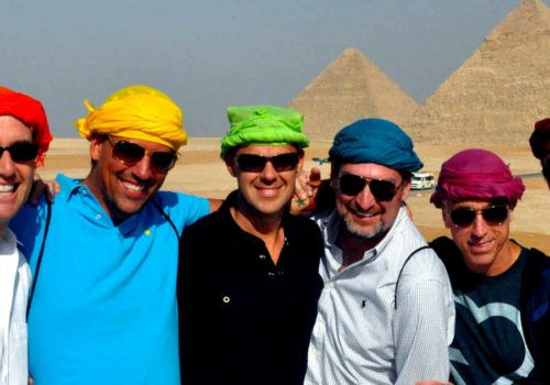 Gay Group Trip: Highlights Of Egypt