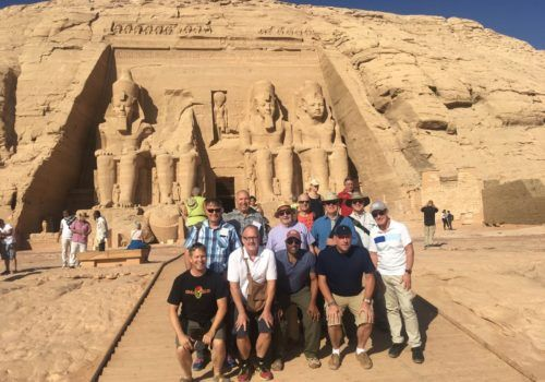 LGBT Group Trip: Explore Egypt Along The Nile