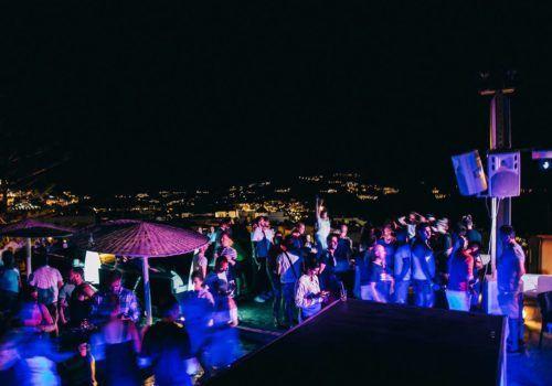 Elysium Hotel Mykonos Cabaret