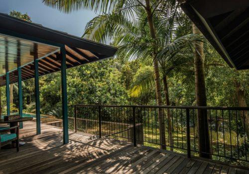 garden veiw villa