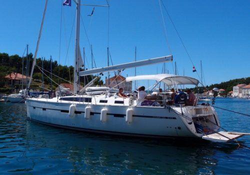 Gay yacht trip