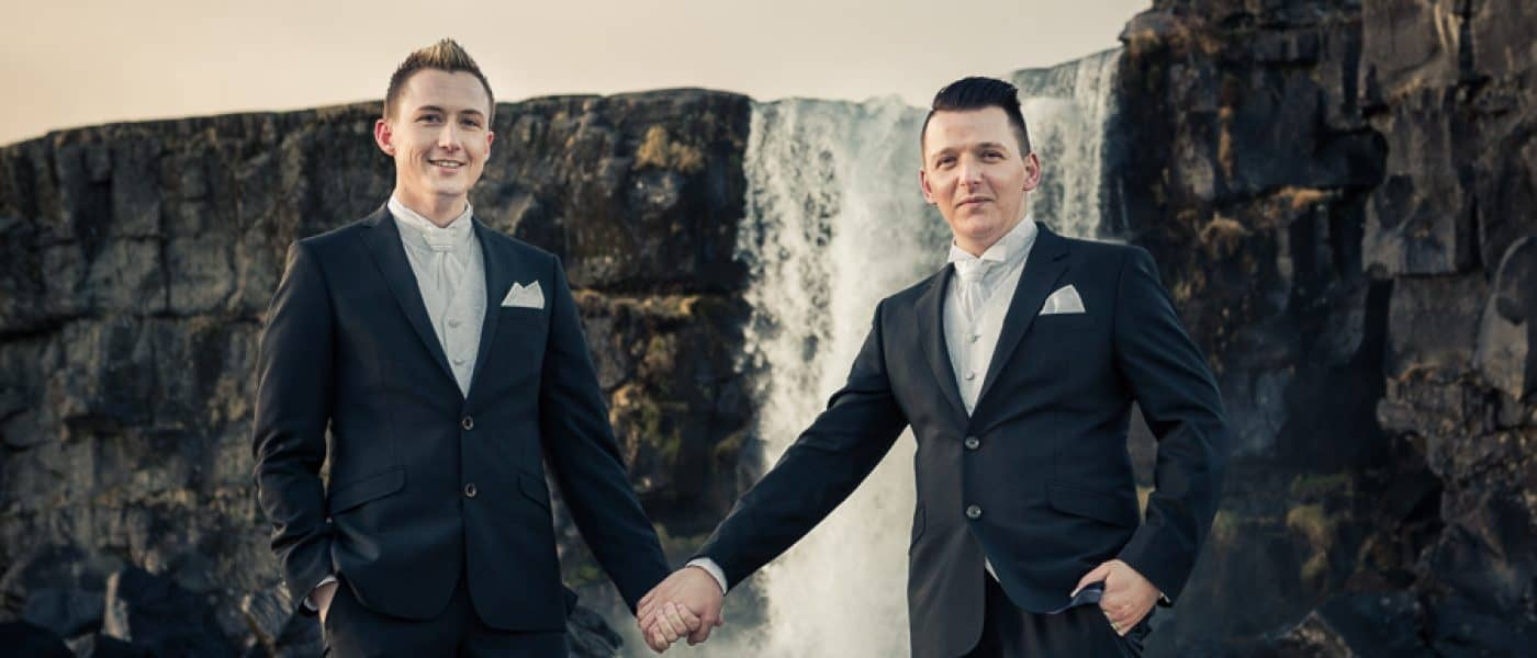 Gay Weddings Iceland