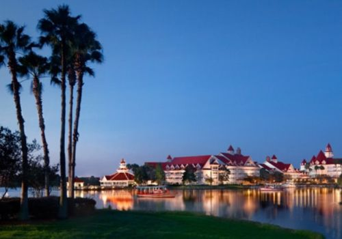 Grand Floridian Disney World
