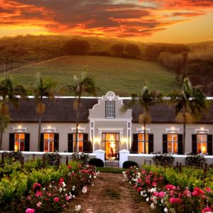 Grande Roche Hotel South Africa