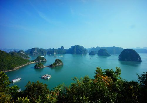 China and Vietnam: Great Wall to Halong Bay