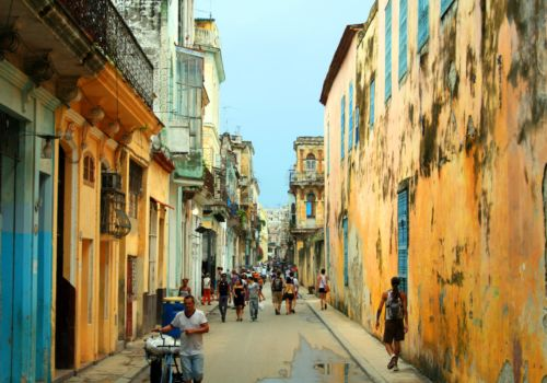 New Orleans, Cancun and Cuba