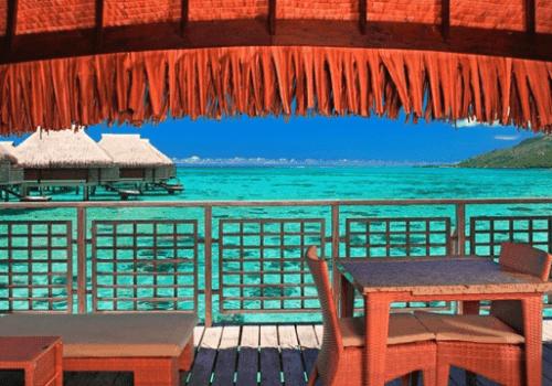 Hilton Moorea Lagoon Resort And Spa water villa