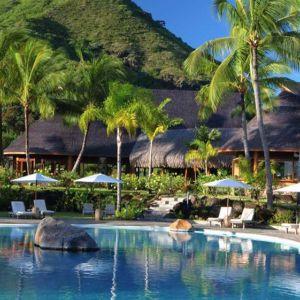 Hilton Moorea Lagoon Resort And Spa moorea pool