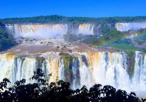 Rio De Janeiro, Iguazu Falls, Sao Paulo and Florianopolis
