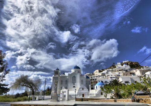 Ios in Greece
