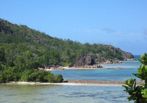 Island Bays The Seychelles