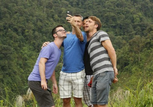 Gay group trip to Costa Rica