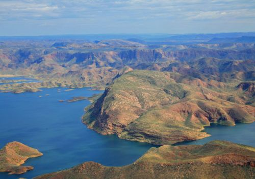 Lake Argyle Australia