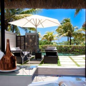 Lux Belle Mare Beachfront Villa