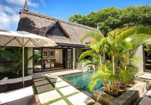 Lux Belle Mare Ocean Pool Villa