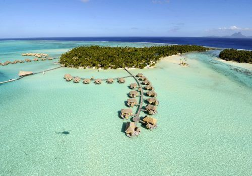 Le Tahaa Island Resort and spa French Polynesia