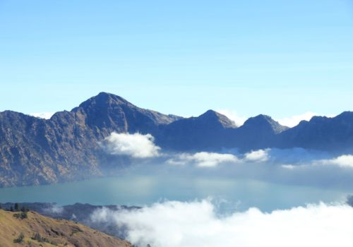 Rinjani Lombok Indonesia