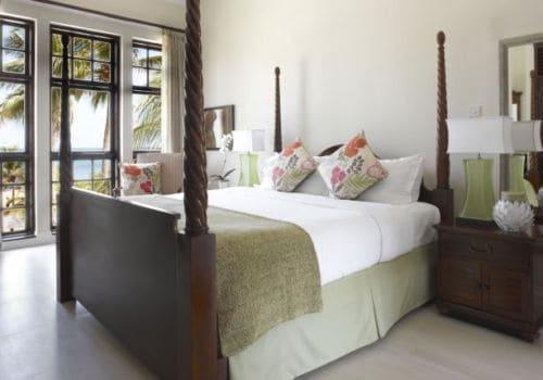 Luxury beach room