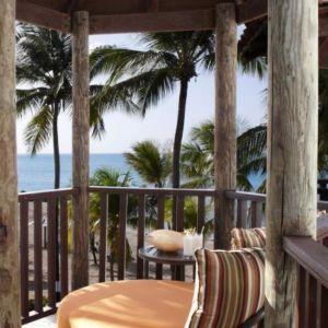 Luxury beach front suite