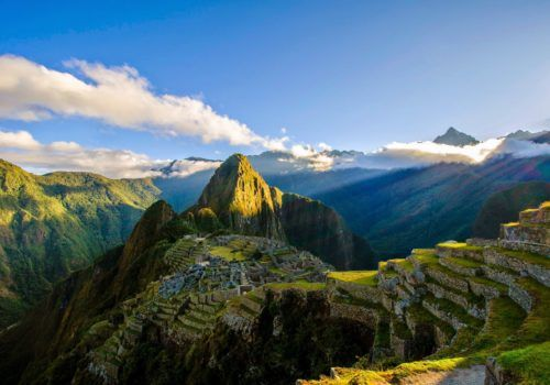 Group Trips to Machu Picchu