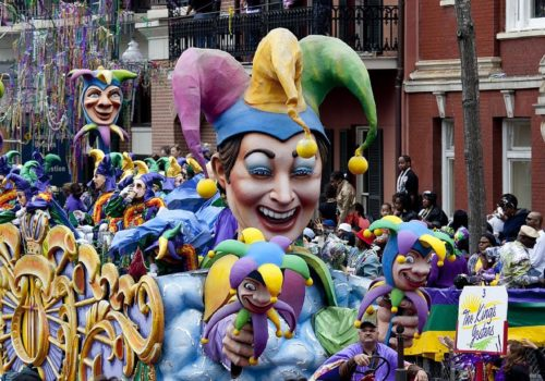 Mardi Gras 2022 In New Orleans