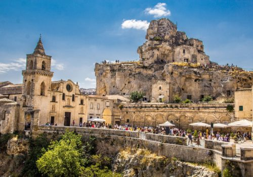 Gay Group Trip: Luxury Matera And Puglia
