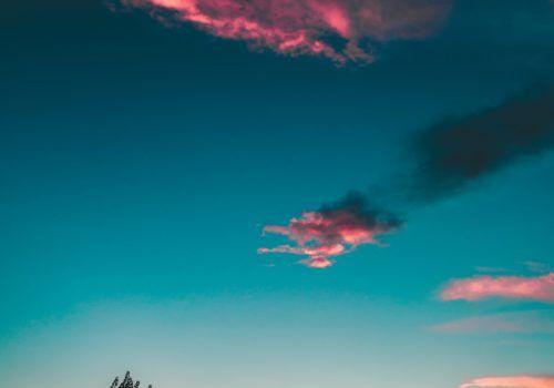 Mendoza Argentina sunset