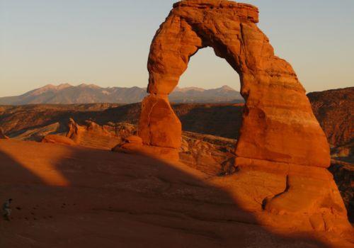 Moab Utah arch