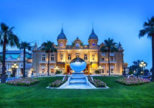 French Riviera: Nice and Monte Carlo
