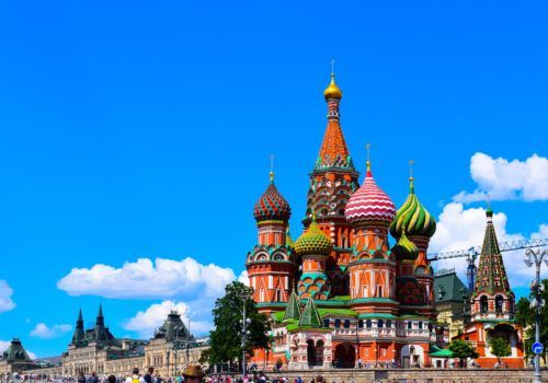 Gay Group Trip: Deluxe Imperial Russia