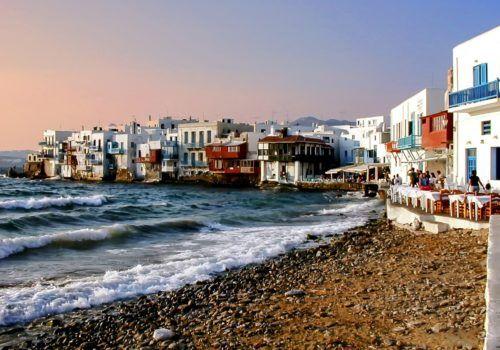 Gay Mykonos Town
