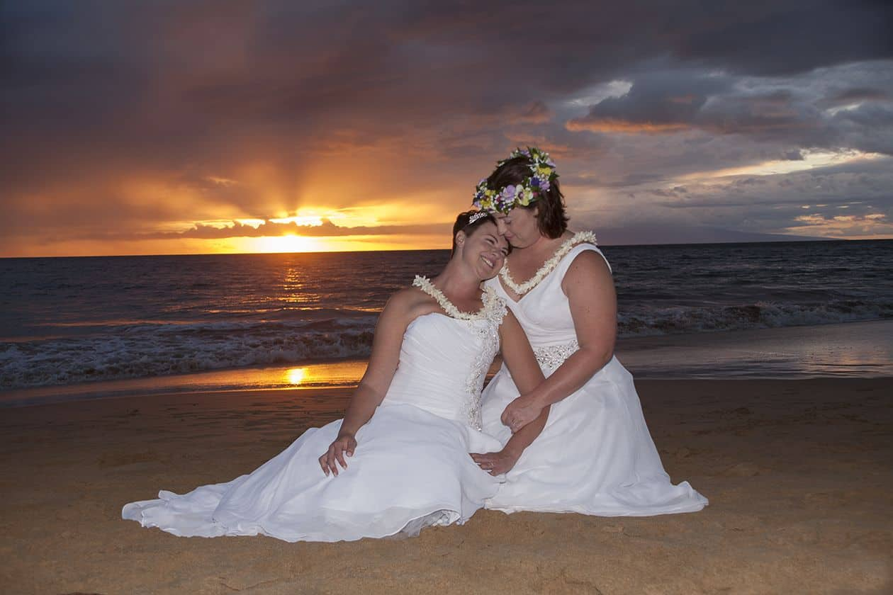 Gay honeymoon to Hawaii