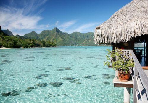 Hilton Moorea Lagoon Resort And Spa water bungalow