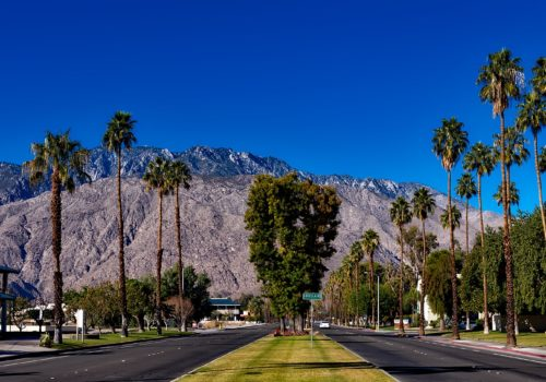Los Angeles And Palm Springs