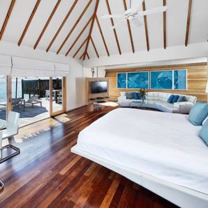 Conrad Rangali Premium Water Villa