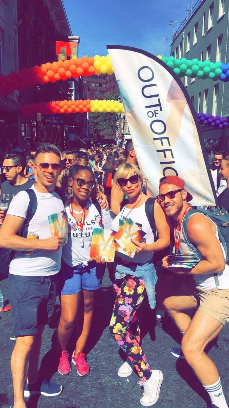 London gay pride