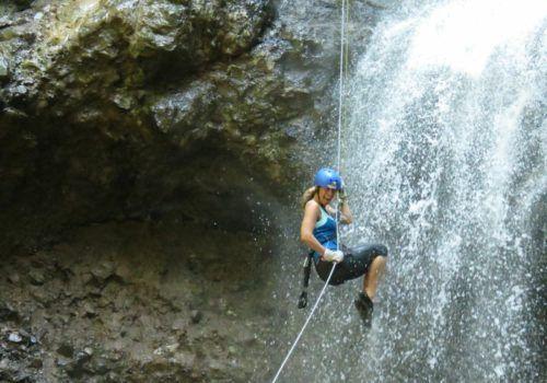 Trekking in Costa RIca