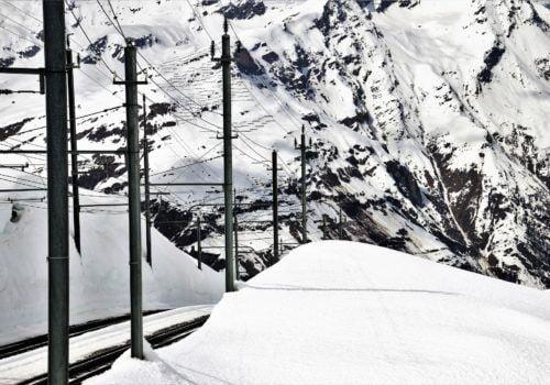 Alpine scene – Switzerland