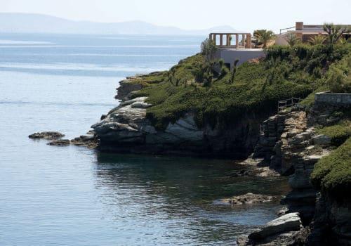 Capsis Elite Resort: Crystal Energy sea view