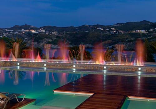 Capsis Elite Resort: Crystal Energy