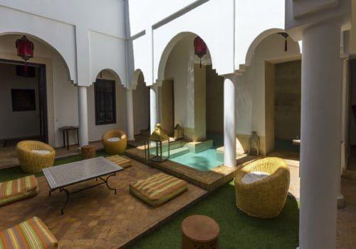 Riad Capaldi Marrakech