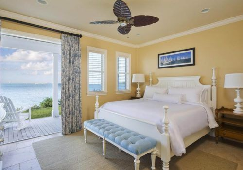 Luxury Three Bedroom Ocean Front Cottage