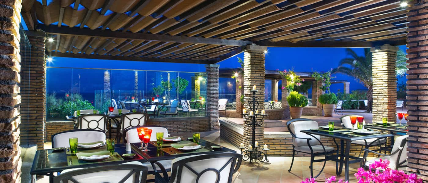 Capsis Elite Resort: Crystal Energy safran restaurant