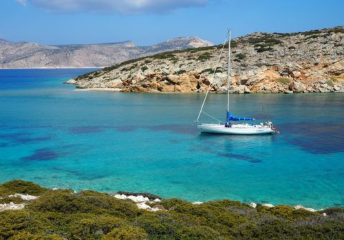 Greek Island Hopping: The Cyclades