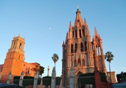 San Miguel De Allende Parish of San Miguel